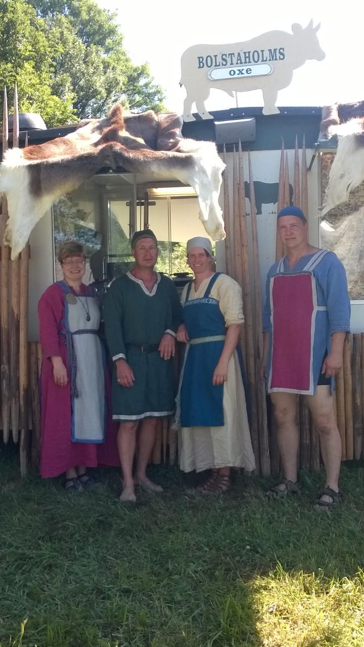 Vikingamarknad 28-30 juli